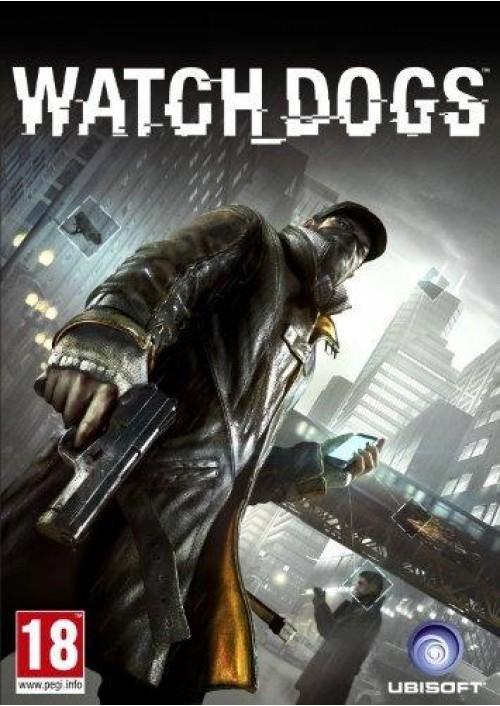 Watch Dogs na PC za 14,89 zł