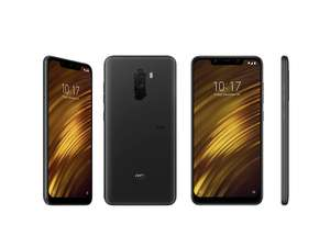 Xiaomi pocophone F1 4g phablet android 8.1 6gb ram 128gb rok (in stock)