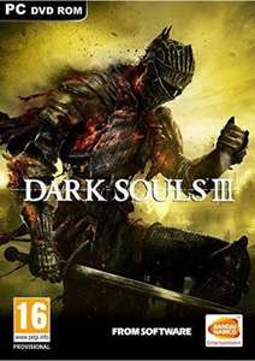 Dark Souls III za ~37zł [PC, Steam] @ CDkeys