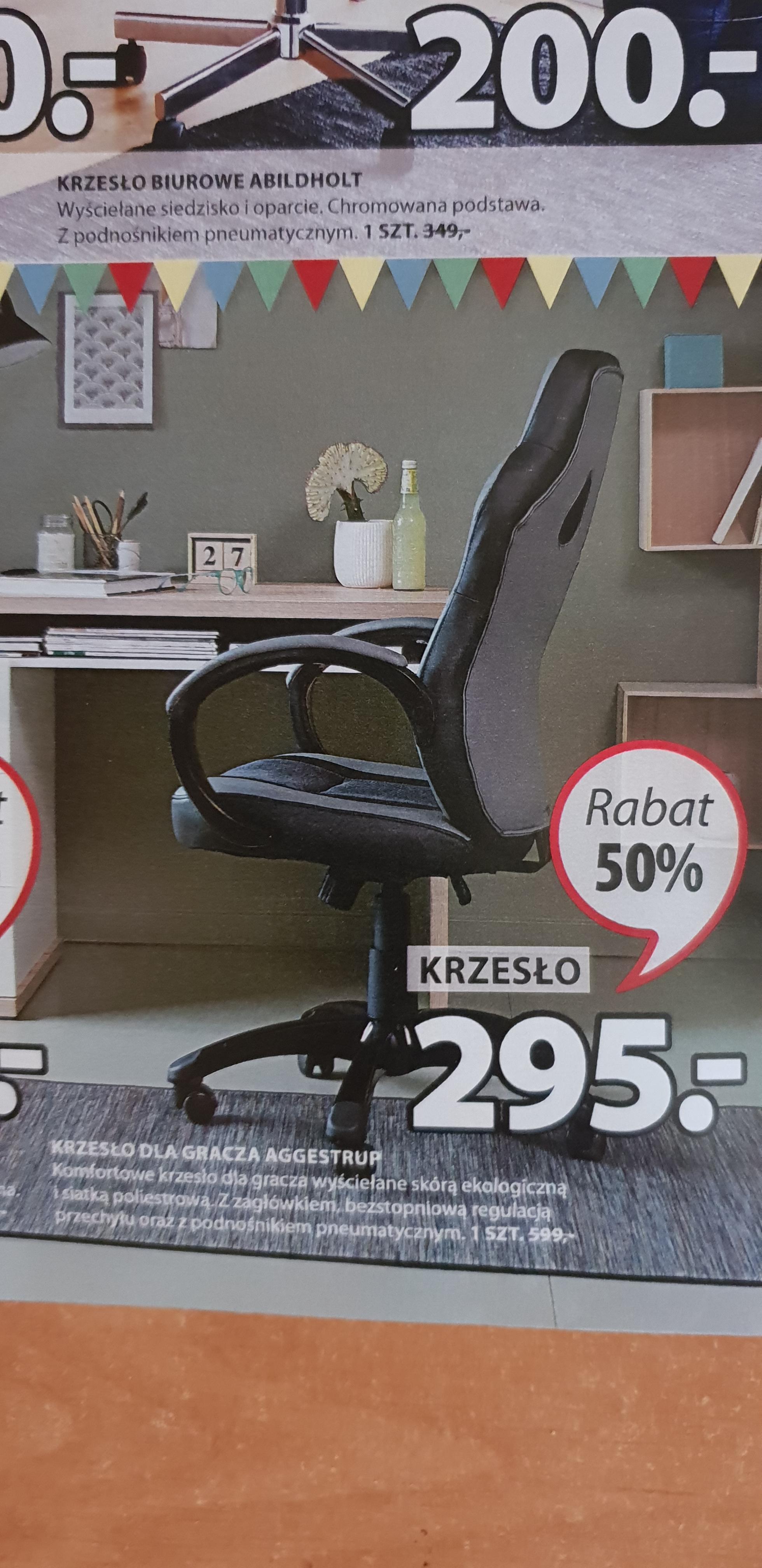 Fotel dla gracza aggestrup JYSK