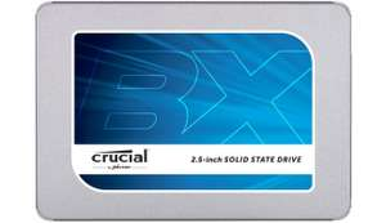 "SSD 2,5"" Crucial BX300 120GB"