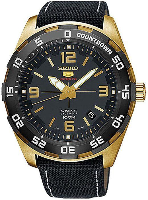 Zegarek Seiko 5 SRPB86K1