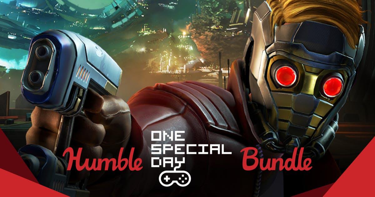 Humble One Special Day - zestaw gier od jednego dolara na PC