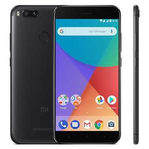 Xiaomi Mi A1 4/64GB Global czarny z Banggood za US$159.92​