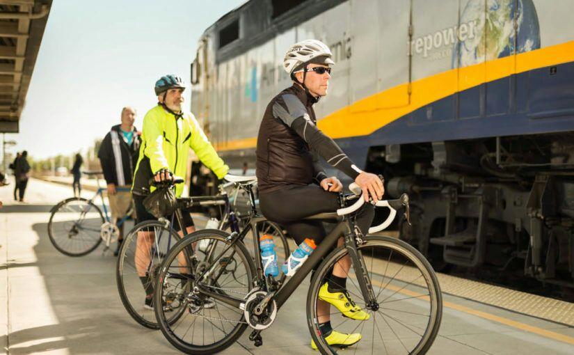 Przewóz rowerów koleją za symboliczną złotówkę!