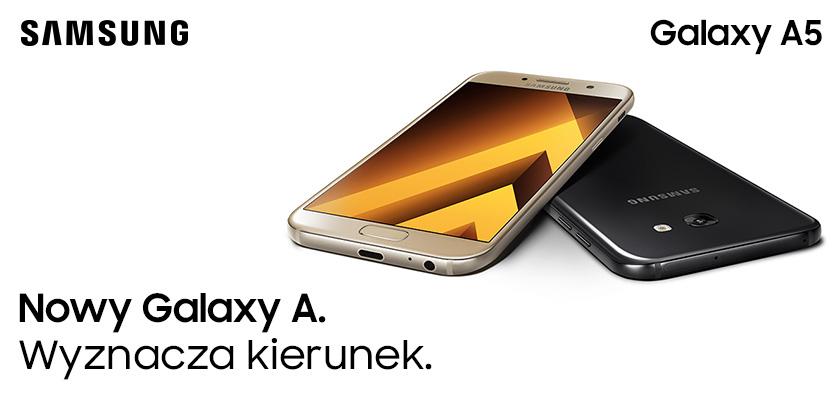 Samsung Galaxy A5 2017 (złoty)