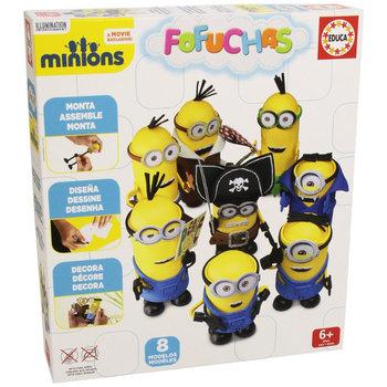 Minionki, zestaw kreatywny Lalka Fofucha