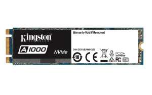 SSD NVMe Kingston A1000 480GB, 1500MB/s-900MBs