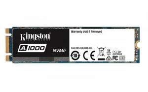 SSD NVMe Kingston A1000 240GB, 1500MB/s-800MBs