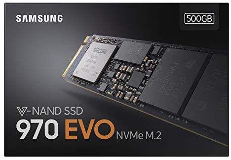 ULTRA SZYBKI DYSK NVME Samsung 970 Evo 500GB (najtaniej) @Amazon.de