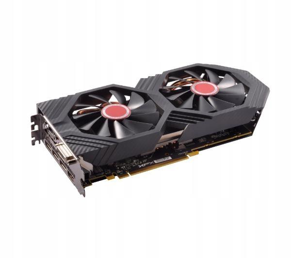 Karta Graficzna XFX Radeon RX 580 8GB GTS XXX OC+ 1386/8100