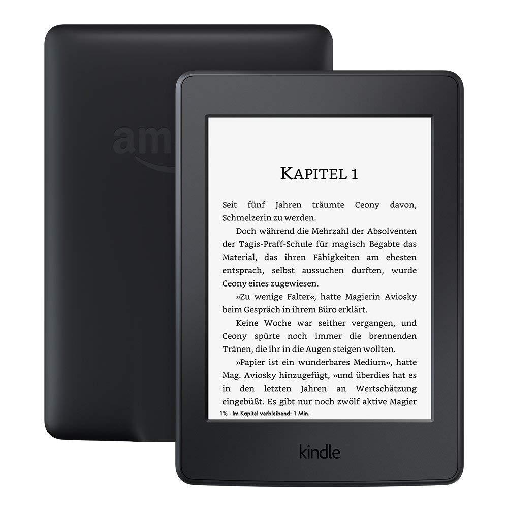 Czytniki Kindle paperwhite 3 w okazyjnych cenach @ Amazon (Warehouse Deals)
