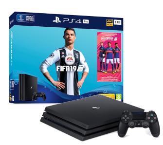 Playstation 4 Pro 1TB + FIFA 19 za 1699zł @ Ole Ole!