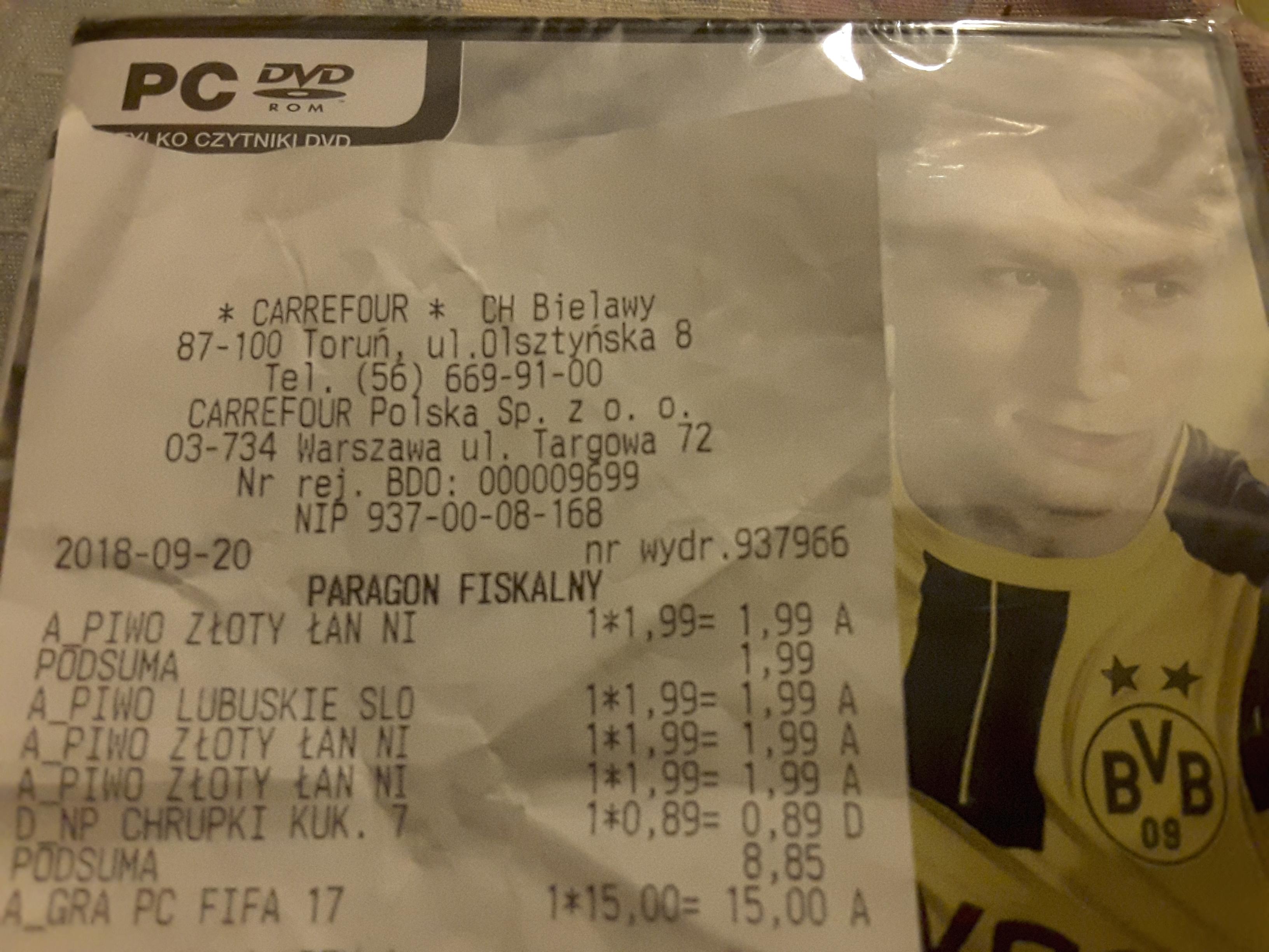Fifa 17, Pc, Carrefour