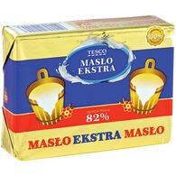 Masło Ekstra Tesco 200 g. MOŻLIWE 3,74zl (18,7/kg) !