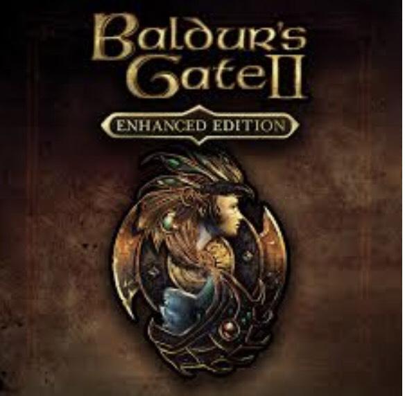 Baldur's Gate II: Enhanced Edition @Android @IOS