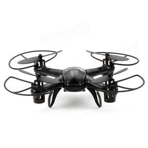 DM003 Mini Speed Flight 2.4G 4CH 6Axis 3D Roll RC Drone Quadcopter RTF - Big Transmitter Mode 2 (Left Hand Throttle)