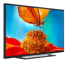 TV Smart TOSHIBA 55L3763DG .400 zł taniej z kodem rabatowym.