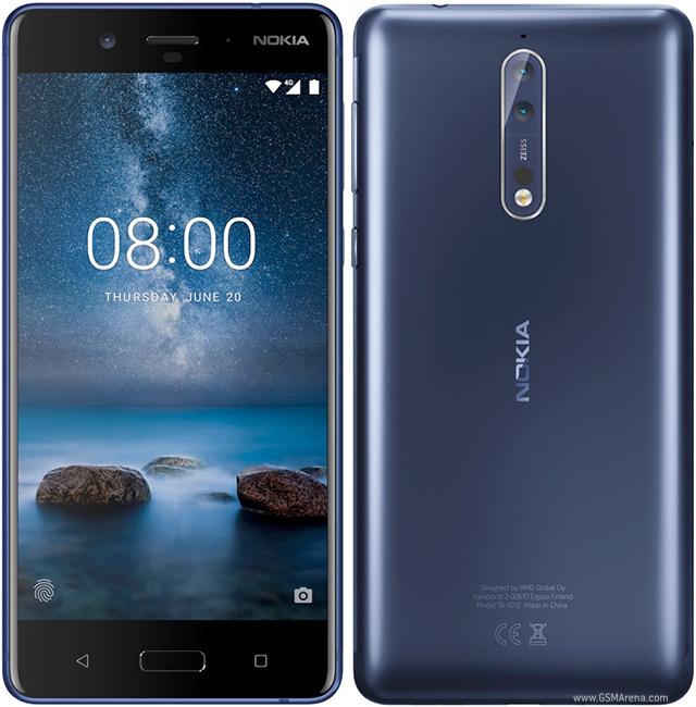 Nokia 8 (Blue)