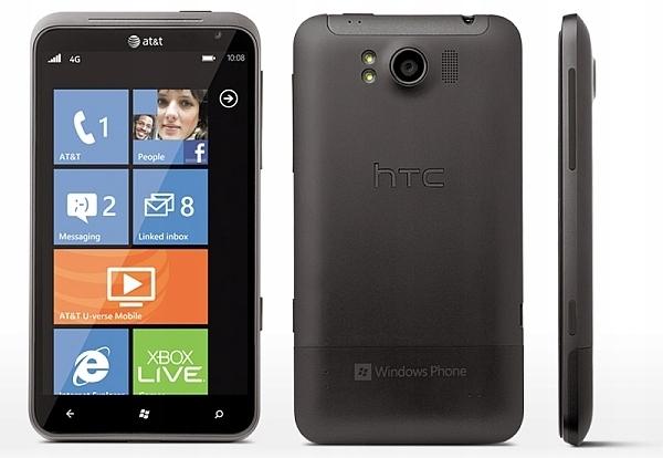 HTC TITAN CZARNY 16GB