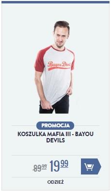 Koszulka MAFIA III na cdp.pl
