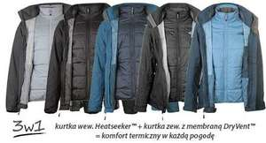 Kurtka The North Face Arashi Triclimate (3w1)