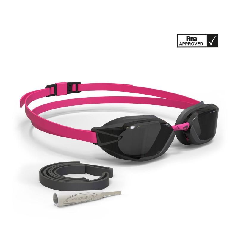 Okulary pływackie DECATHLON z dokładną regulacją