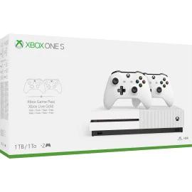Konsola Xbox One S 1TB + 2 pady + 1 mies. GamePass + 14 dni LIVE Gold + FIFA19 z MS Store za ~1072zł