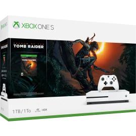 Xbox One S 1TB Shadow of the Tomb Raider + FIFA19 + Halo 5 (lub Pad zamiast SoTR) @Microsoft Irlandia 249,99EUR