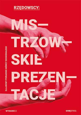 """Książka """"Mistrzowskie prezentacje"""" za 50% ceny i promocja 3 w cenie 2 @ OnePress"""