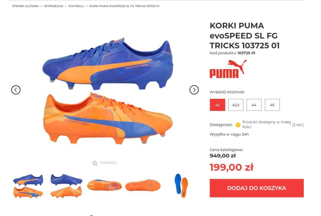 Yessport.pl wielka wyprzedaż artykułów footbolowych