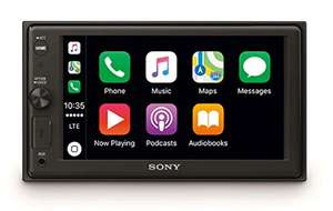 "Radio samochodowe Sony XAV-AX1000 (6,2""; Bluetooth; Apple Car Play, 2DIN) @ Amazon.de"