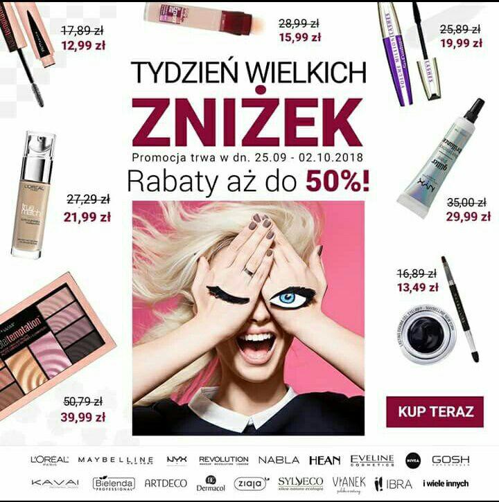 ezebra.pl TYDZIEŃ WIELKICH ZNIŻEK DO - 50%