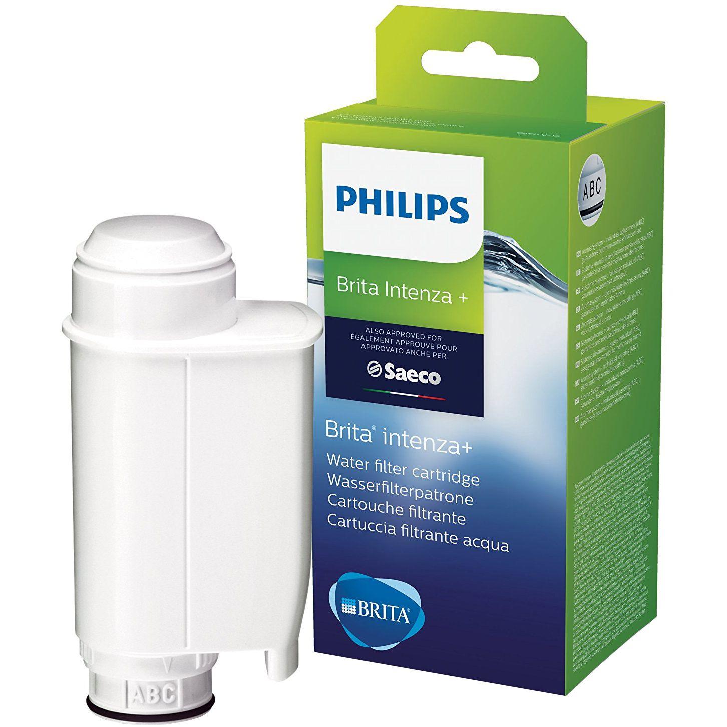 Brita Intenza+; Filtr do ekspresów do kawy Philips/Saeco