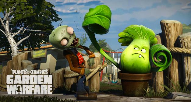 Plants vs. Zombies: Garden Warfare za DARMO (okres testowy) @ Origin