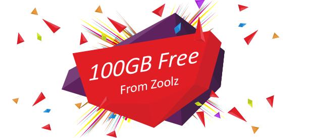 Zoolz 100GB w chmurze za free dożywotnio