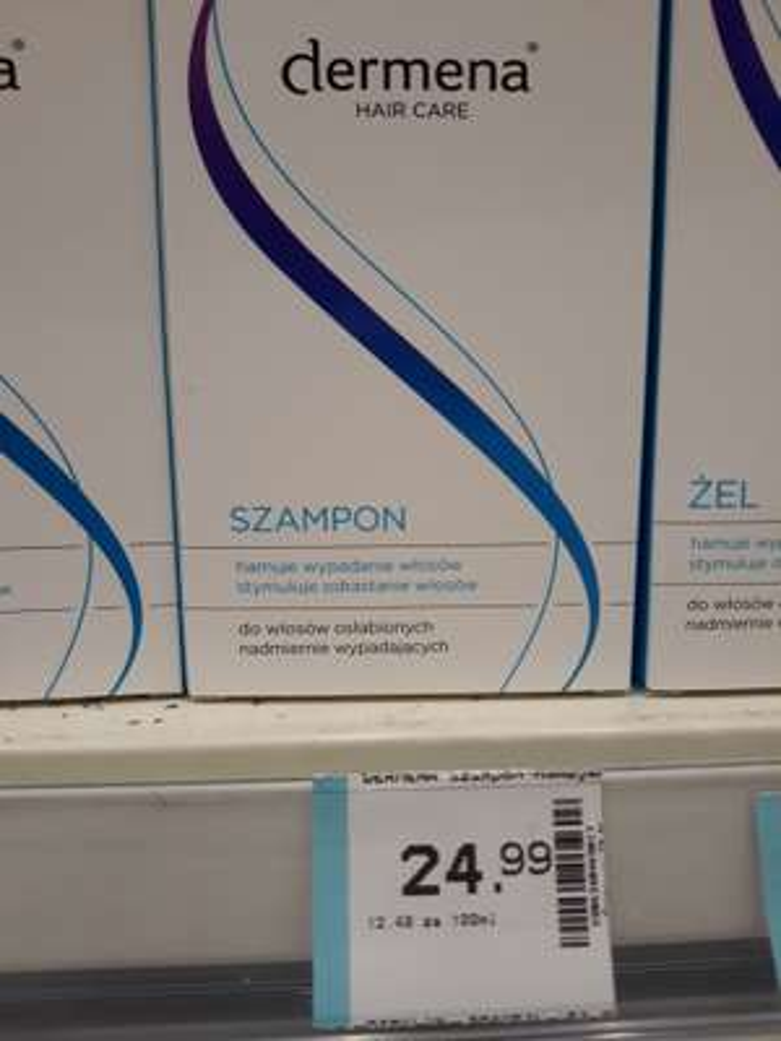 Szampon Dermena - Super-Pharm błąd cenowy