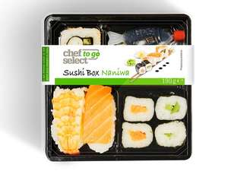 Sushi Box (200g) za 7,49zł @ Lidl