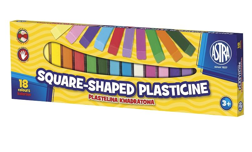 Plastelina 18 kolorów w Smyku
