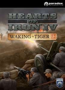 HOI 4 Waking the tiger
