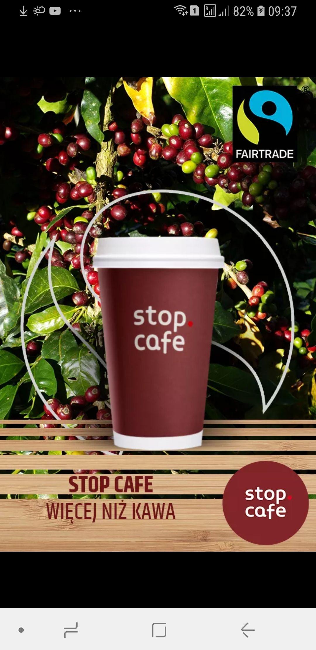 Kawa za pół ceny Orlen Stopcafe Międzynarodowy Dzień Kawy