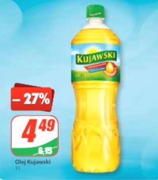 Olej Kujawski 1l w DINO