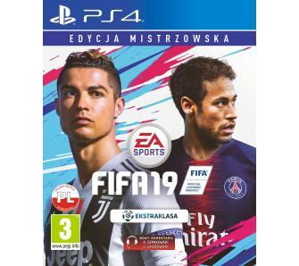 Upgrade do edycji mistrzowskiej FIFA 19 na PS4 w G2Play