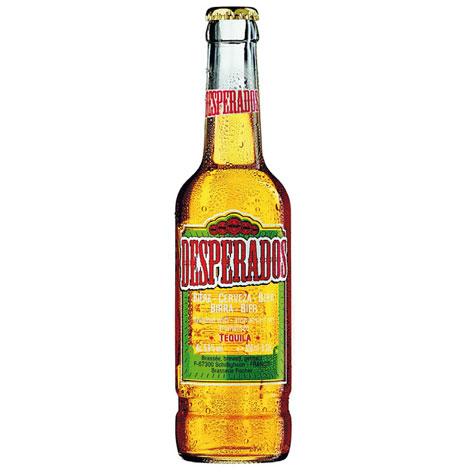 Piwo desperados 0,58 l za 2,99 przy zakupie 3 sztuk