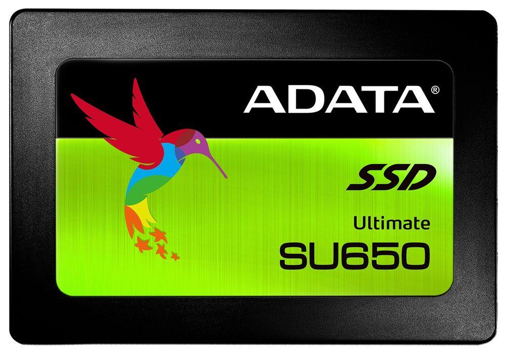 Dysk ADATA SU650 480 GB, SSD 2,5