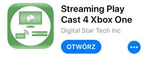 Streaming Play Cast 4 Xbox One