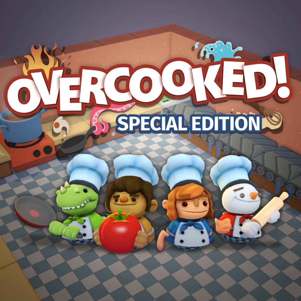 Overcooked: Special Edition [Nintendo Switch] - możliwe 34zł @ Nintendo eShop