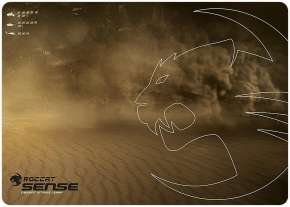Podkładka pod mysz Roccat Sense Desert Strike 2mm za 30zł @ X-Kom