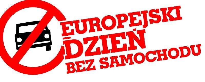 22 września (wtorek) - darmowe przejazdy komunikacją miejską w wielu miastach! (Europejski  dzień bez samochodu)