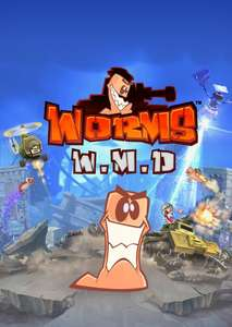 Nintendo switch - worms w.m.d